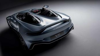 Drága játékot mutatott az Aston Martin