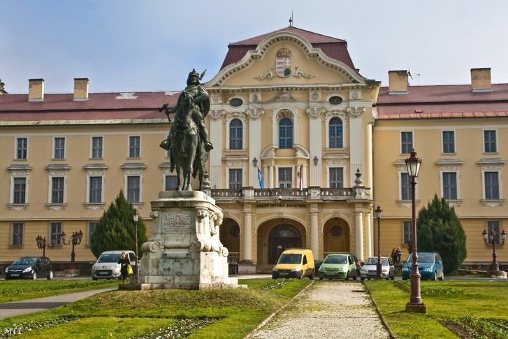 The Szent István University in Gödöllő