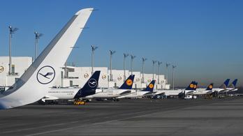 A Lufthansa törölt 7100 márciusi járatot