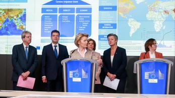 Az európai járvány négy forgatókönyvét ismertették