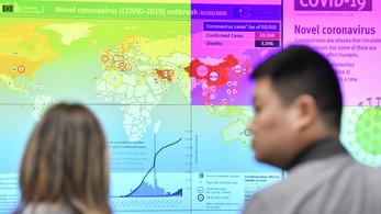 27 új koronavírusost regisztráltak Belgiumban