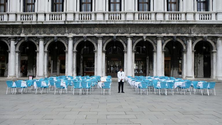 A koronavírus megtalálta az eurózóna leggyengébb láncszemét