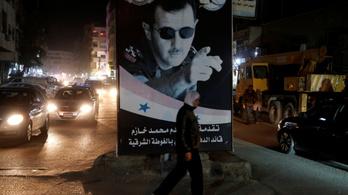 Csend van a fronton: életbe lépett a tűzszünet Szíriában
