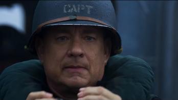 A második világháborúval tér vissza Tom Hanks