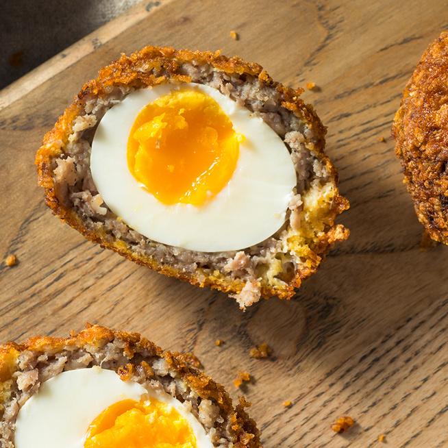 Így készül a tökéletes skót tojás – Akkor jó, ha a belseje kissé folyós