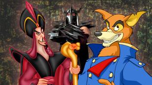 Zúzó, Jafar, Don Kartács: Tudod még, ki melyik mesefilm főgonosza volt? – Kvíz