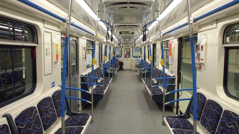 Kecskeként ugrál néha a felújított metró Újpesten