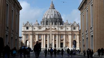 A Vatikánban is megjelent a koronavírus