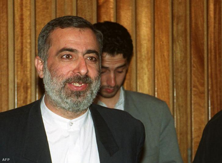 Husszein Sejhuliszlám 2000-ben