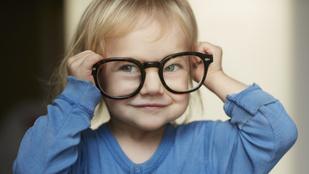Ezért vidd szemészhez a gyereket évente, már kicsi korától!