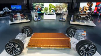 A GM-mel építtet villanyautót a Honda