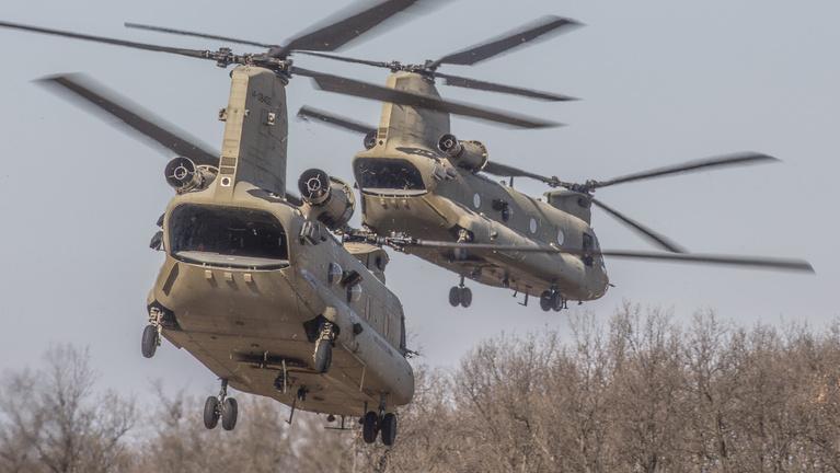 A helikopterek már úton vannak, nem tudom őket visszatartani