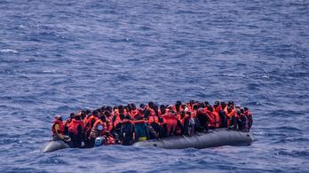 20 ezer menekült halt meg a Földközi-tengeren hat év alatt