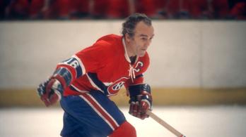 Meghalt az NHL legeredményesebb hokisa