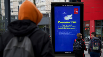 Olaszországban 49-en haltak meg, sok új fertőzött Franciaországban