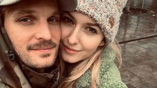 Puskás Peti és Dallos Bogi az Instagramon cukiskodtak