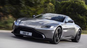 Saját V6-os hibridet épít az Aston Martin