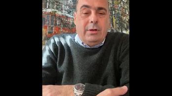 Koronavírusfertőzéssel diagnosztizálták az olasz Demokrata Párt vezetőjét