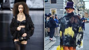 """Lakatos Márk: """"a Dolce & Gabbana bemutatója egy sztárparádé volt"""""""