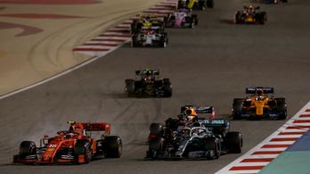 Nézők nélkül rendezik meg a Forma-1-es Bahreini Nagydíjat