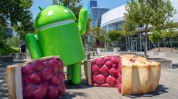 Több millió androidos készülék lehet szabad préda a kiberbűnözők számára