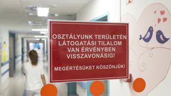 Országos látogatási tilalmat vezettek be a koronavírus miatt