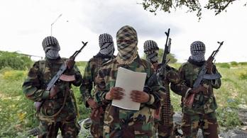 Amerikai légi csapás végzett az as-Sabáb terrorszervezet egyik parancsnokával