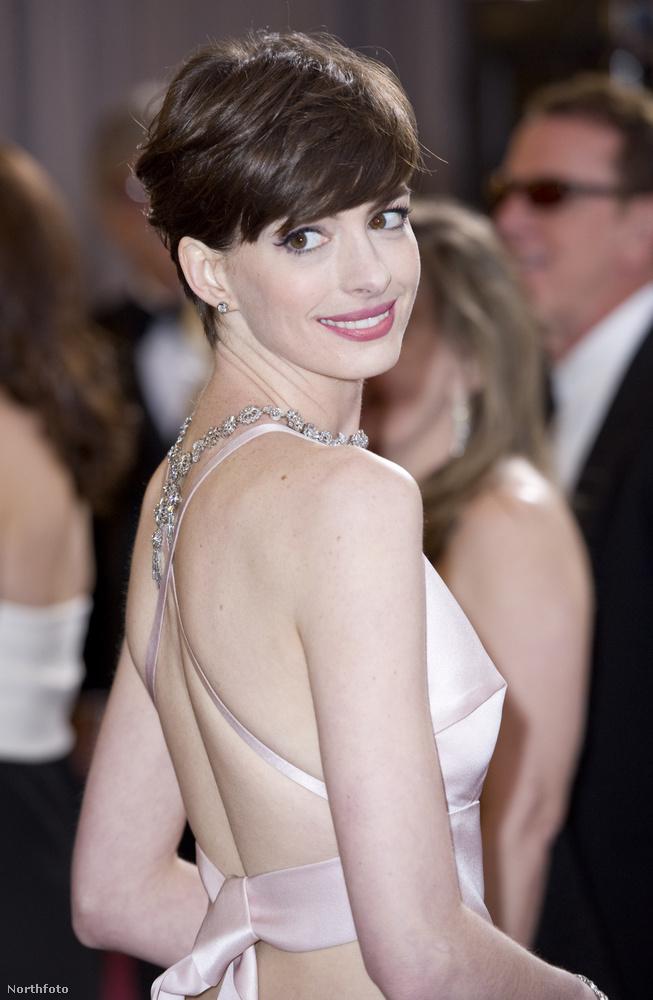 Anne Hathaway sem úgy tervezte a 2013-as Oscar Gálát, ahogyan végül alakult.