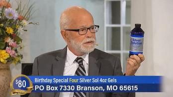 Nem árulhat tovább kamu koronavírus-ellenszert egy amerikai televangelista