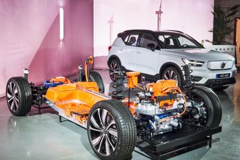 Saját villanymotor-gyárat épít a Volvo