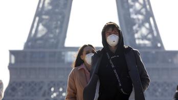 Betiltották az ezer főnél nagyobb rendezvényeket a franciák