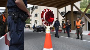 Keddtől koronavírusra tesztelik az olasz-osztrák határon átkelőket