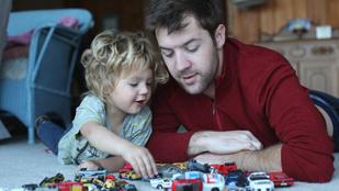 8 alapszabály: így játssz a kisgyerekeddel!