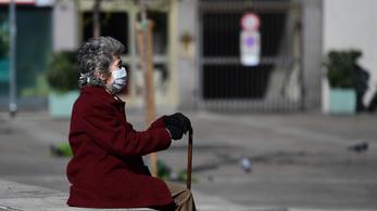 Hétfőn is majdnem százan haltak meg Olaszországban a koronavírustól