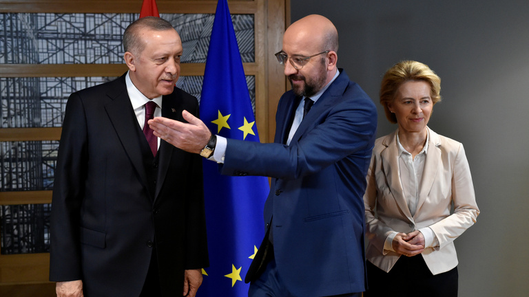 Nem jutott az EU egyezségre Erdoğannal