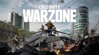 Bemutatták az ingyenes Call of Duty: Warzone-t