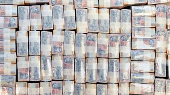 Karanténba kerülnek a magyar bankjegyek is