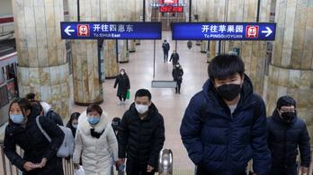 WHO: A kínai betegek 70 százaléka már meggyógyult, de kontrollált világjárvány jöhet