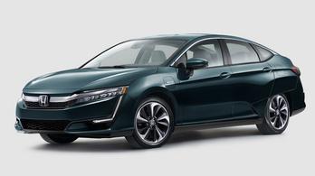 Eltűnik a Honda nagyobbik villanyautója