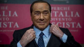 Koronavírus: Berlusconi elmenekült Olaszországból