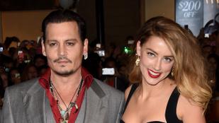 Lady Gaga exe próbált közvetíteni Johnny Depp és Amber Heard között