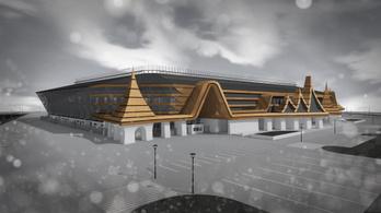 Románia legszebb stadionja őszre készülhet el