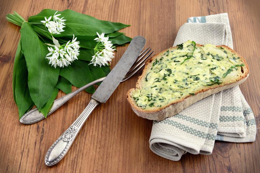 Isteni medvehagymás szendvicskrém: ilyen finomat nem kapsz a boltban