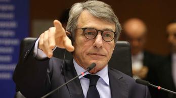 Koronavírus: karanténba vonul az EP elnöke