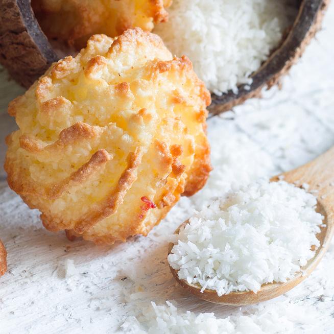 Retró finomság az édes kókuszcsók – Hihetetlenül egyszerűen készül a régi kedvenc