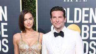 Irina Shayk és Bradley Cooper a válás után is barátok maradtak