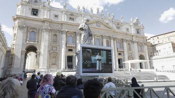 Lezárják a turisták elől a Vatikán nagy turistalátványosságait