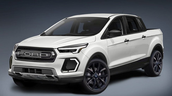 Platós modell készülhet Ford Focus alapon