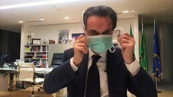 Szinte mindent bezáratna Lombardia kormányzója