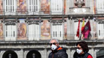 Spanyolország sem fogad Olaszországból repülőjáratokat szerdától